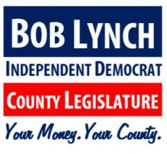 Bob Lynch, Enfield Councilperson/Candidate, Tompkins Co. Legislature